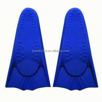 High Quality Swimming Equipments Water Flippers Durable Adjustable Adult Silicone Swimming FLIPPER