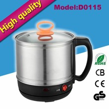 1.8L noodle cooking stainless steel electric caldron