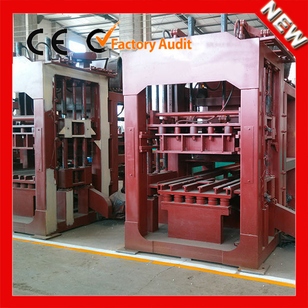 China widely used QT4-15 fully automatic clay brick making machine for sale in usa