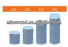 A-series 20W-60W Aluminum Waterproof Column Speaker