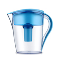 Alkaline Water filter Pitcher 6 cups water jug Remove hard metals and taste better Alkaline and Neutral replacements for any dit