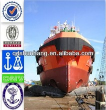 Factory direct sale floating marine lifting airbag