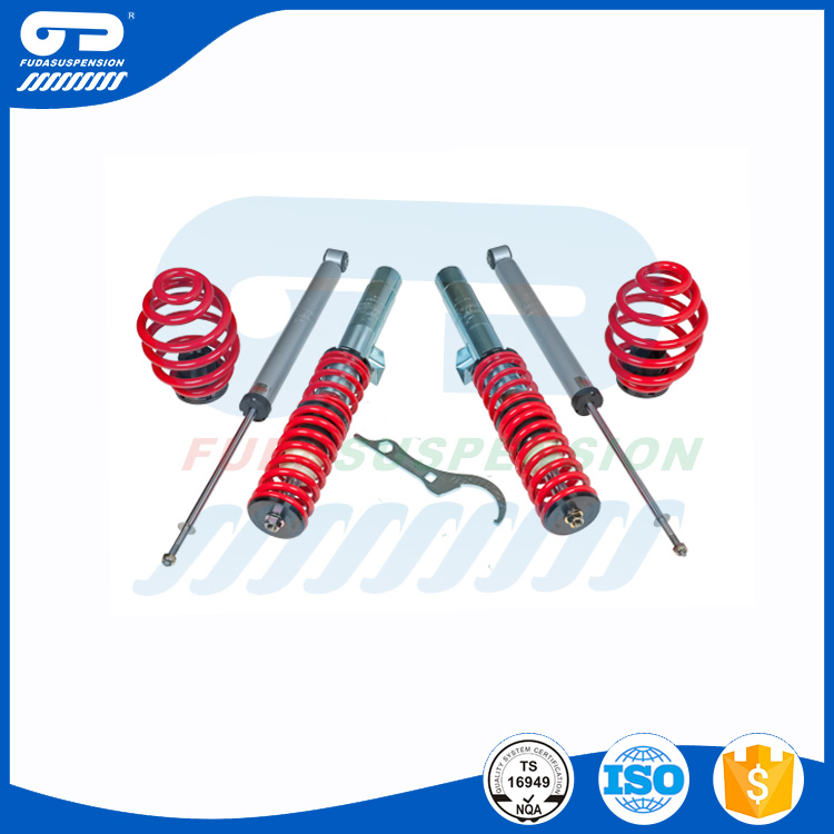High Quality Adjustable E46 Coilover Lowering Kits for BMW