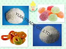 Gelatin bulk 220 bloom for confectionery made of bovine skin well quality control
