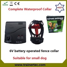 High quality wireless and nice portable dog fence DF-112