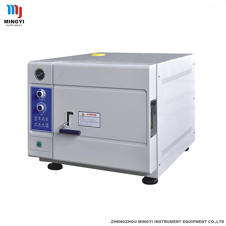 4-6 minutes rapid sterilization hospital autoclave 50 liter tabletop steam sterilizer autoclave