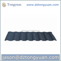 Roof Material CE / soncap Certificate shingle mixed color stone coated steel roof tile/Aluminium Zinc Sheet/Tile Roof