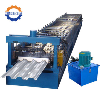 Roll Forming Machine For Roof Sheet