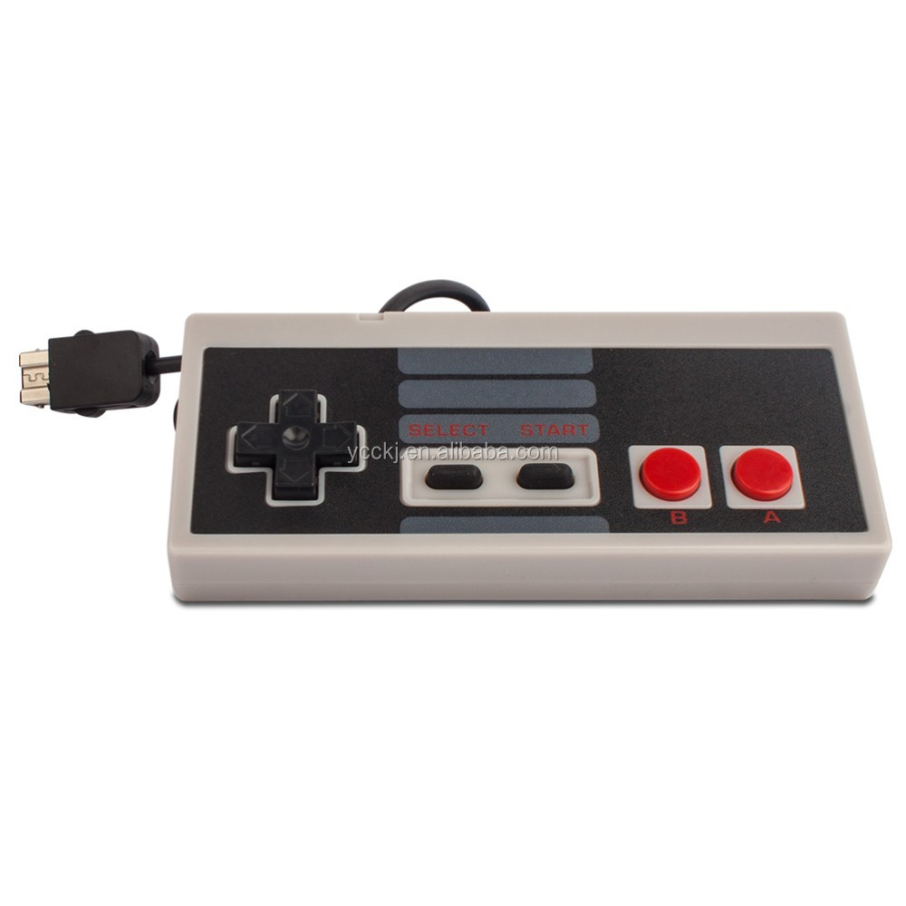 Wired game controller GamePad Joypad for NEW NES Mini classic console with 6ft controller cord
