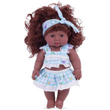 realistic baby girl black dolls
