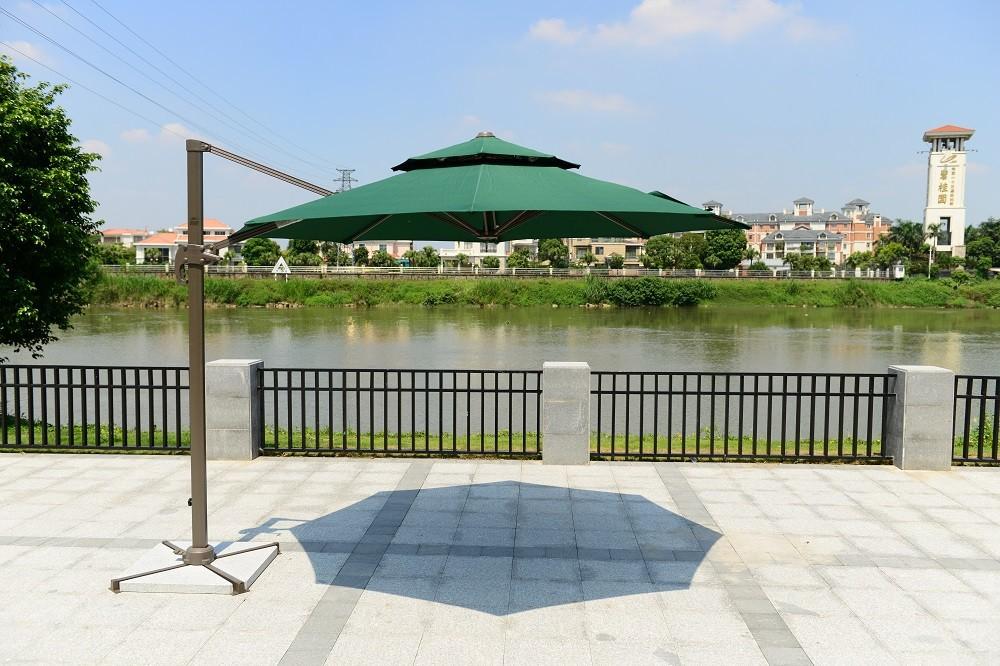 Broyhill Outdoor Furniture Garden Green Umbrella Buy