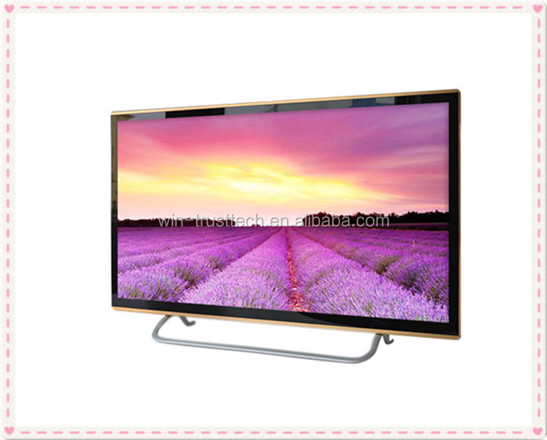 China Brand LED TV 42inch Flat Screen Wide Screen 1680*1050 Television
