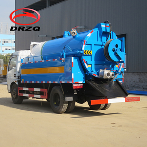 Hot Sale Dongfeng 4x2 Vacuum Sewage Suction Tanker Truck