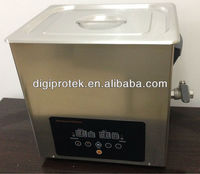 Digital control panel stainless steel professional style Ultrasonic Cleaner