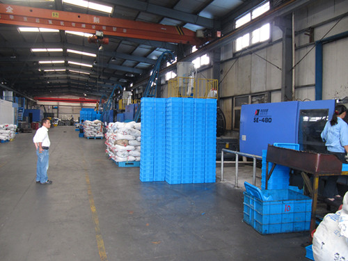 heavy duty plastic pallet 1010PH
