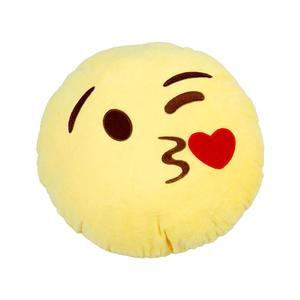 Emoticon Emoji Throw Cushion Pillow Home Decor
