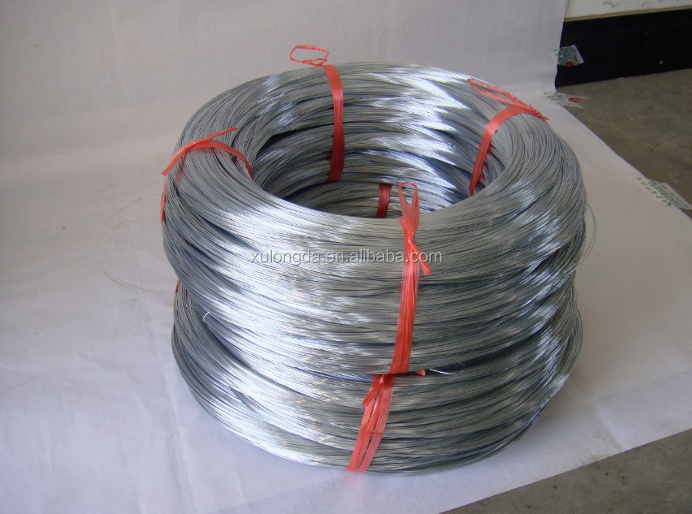Hot Dipped Galvanized Galfan <strong>Steel</strong> Wire(Zn&Al Alloy) supplier of <strong>steel</strong> wire