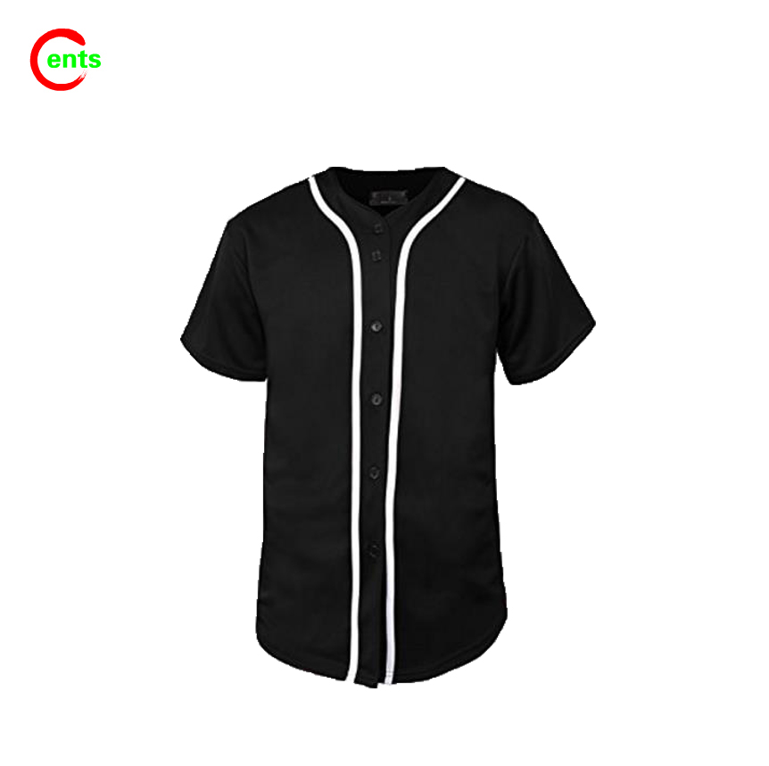 Men's Custom Cheap Baseball T shirts Baseball Jersey Wholesale