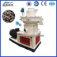 forest farm used bio-energy bamboo chips pellet making machine