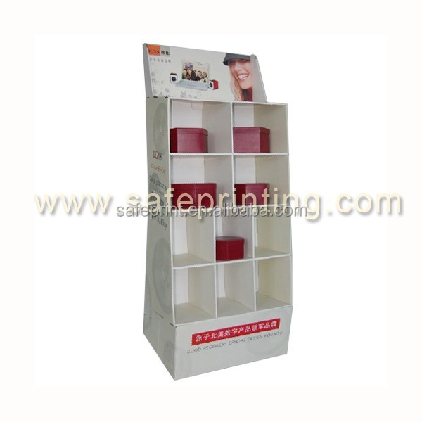 Strong Capacity Paper Material A5 Size A4 Size Display Holder