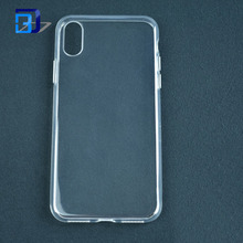 In Stock Shock-proof Cover clear phone case for iPhone 8 for iphone X Phone Case