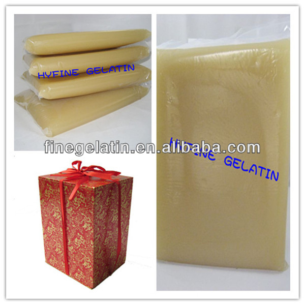 Hot Melt Jelly Glue/Animal Glue For Gluing Machine