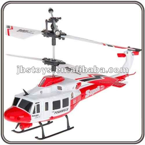 Udi 3.5 Channel Gyro Palm Size Kids Remote Control Helicopter