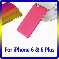 Ultra Thin Clear Crystal TPU Soft Case for iphone 6 mobile phone case for iphone 6