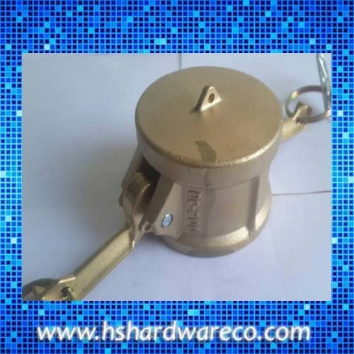 Beass DC type female cam-lock & groove coupling