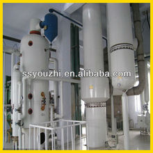 oil refinery products line machinery