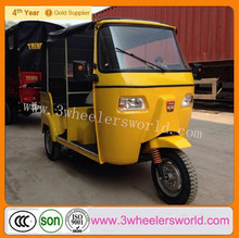 India Bajaj Tricycle/ Three Wheel Motorcycle/ Bajaj Passenger Tricycle For Sale