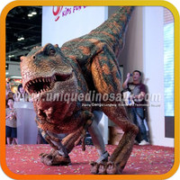 Walking with dinosaurs moving dinosaur costume
