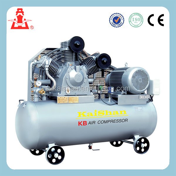 electric/gasoline/diesel protable piston type direct /belt driven cheap air compressor for sale