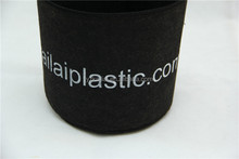 black round pp fabric non woven grow bag printed brand