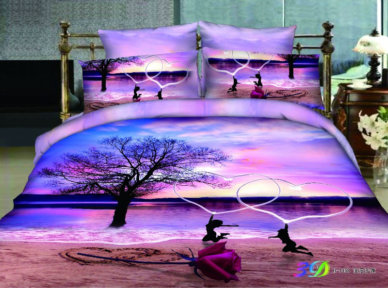 100% High Quality Pure Cotton Multi Piece Comforter Duvet Cover Bedding <strong>Set</strong>