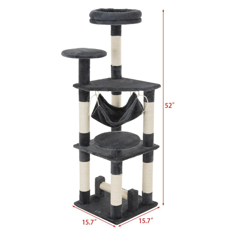 2017 new product hot selling cat tree