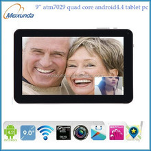 ATM7029 android 4.4 9 inch vatop nebula tablet pc