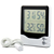 Large screen indoor outdoor digital thermo garden thermometer