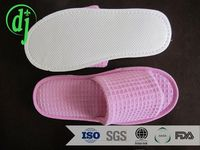 white terry cloths disposable nordika slippers for hotel /washable slippers