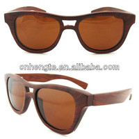 fashion and cheap wood sunglasses