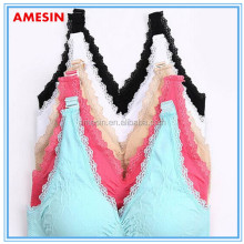 AMESIN XGGBL01 Push Up Bra Genie Ladies Underwear Bra New Design Free Samples