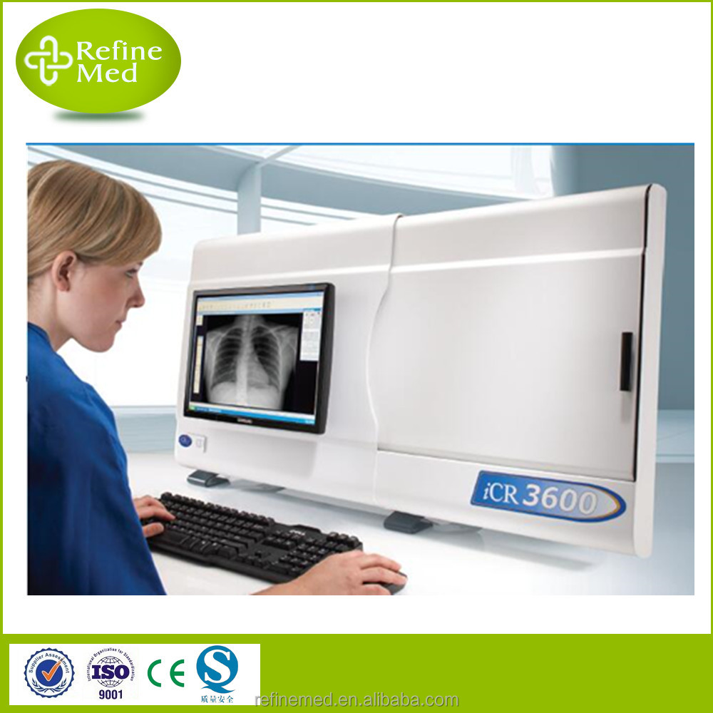 iCR3600 Computered Radiography CR System
