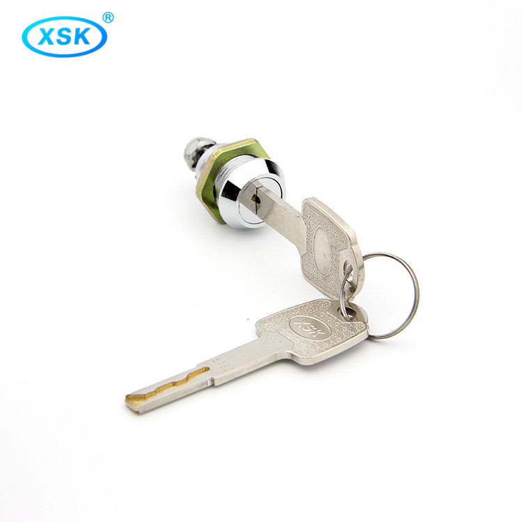 High quality cam lock with dimple key