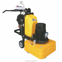 JS580 Walking behind cross ratating epoxy terrazzo floor grinding machine