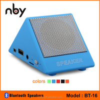 mini portable multifunctional wireless bluetooth speaker for tablet pc with usb