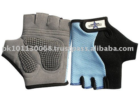 GS Elite Cycling Gloves Gel Padded Comfortable Racing Gloves