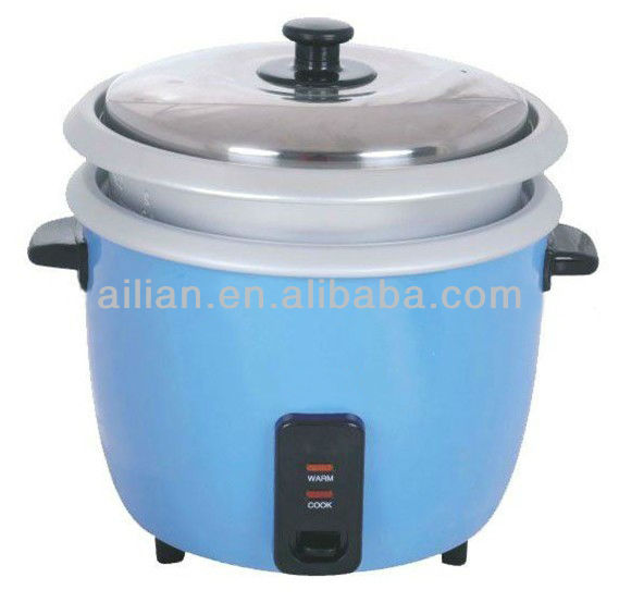 blue drum rice cooker
