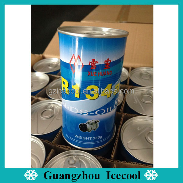 350G Xuehuang Brand lubricant oil R134a compressor refrigerant oil N.DS OIL 8