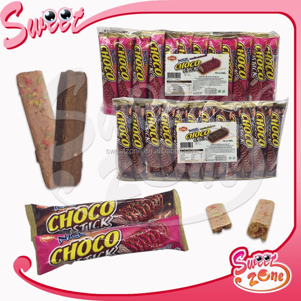 Chocolate Wafer Stick Wafer Biscuit