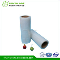 China Customed Hand Roll Pallet LLDPE Stretch Film